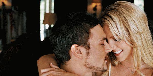 приворот на девушку с поцелуем